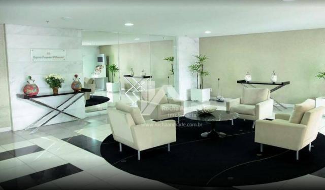 Flat com 1 dormitório à venda, 30 m² por R$ 249.000 - Caminho das Árvores - Salvador/BA - Foto 5