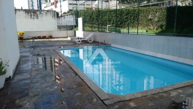 Apartamento com 4 dormitórios à venda, 140 m² por R$ 600.000 - Caminho das Árvores - Salva - Foto 12
