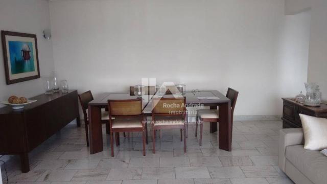 Apartamento com 4 dormitórios à venda, 140 m² por R$ 600.000 - Caminho das Árvores - Salva - Foto 3