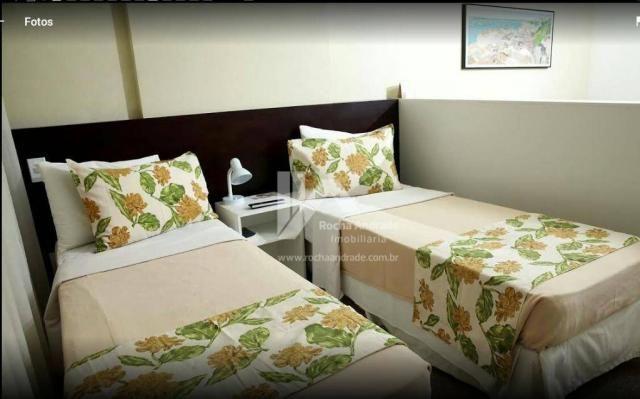 Flat com 1 dormitório à venda, 30 m² por R$ 249.000 - Caminho das Árvores - Salvador/BA - Foto 2