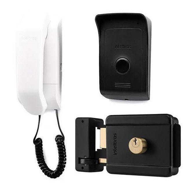 Alarmes, Câmera, Controle de acesso, interfône, vídeo porteiro entre outros, automação - Foto 3