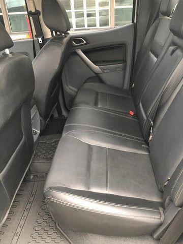 Ford ranger xlt 3.2 cabine dupla 2017/2017 diesel - Foto 14