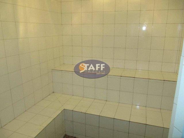 AZ-Apartamento com 3 quartos, 93 m², aluguel por R$ 2.800/mês-Centro-Cabo frio/RJ(AP0651) - Foto 11
