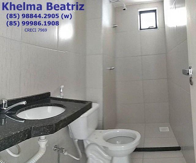 Cobertura, 105m², vista mar, Benfica - Foto 11