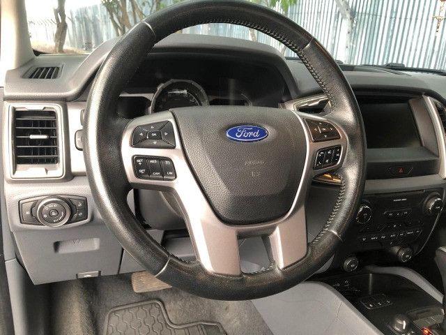 Ford ranger xlt 3.2 cabine dupla 2017/2017 diesel - Foto 15