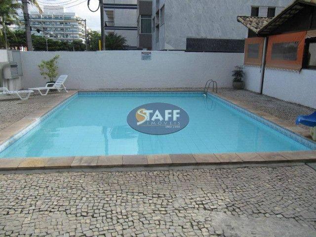 AZ-Apartamento com 3 quartos, 93 m², aluguel por R$ 2.800/mês-Centro-Cabo frio/RJ(AP0651) - Foto 16