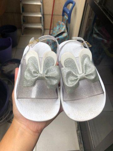 Sandalha infantil tamanho 27/28 - Foto 2