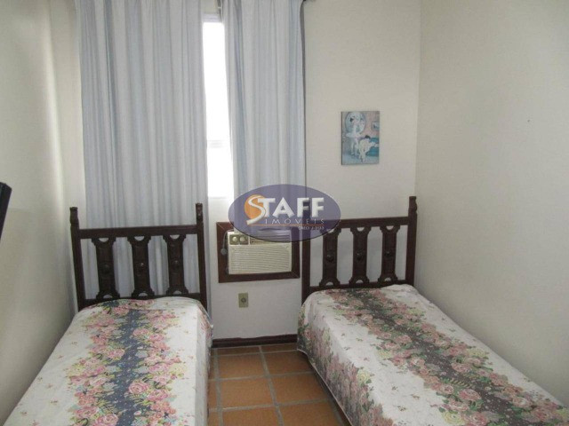 AZ-Apartamento com 3 quartos, 93 m², aluguel por R$ 2.800/mês-Centro-Cabo frio/RJ(AP0651) - Foto 3