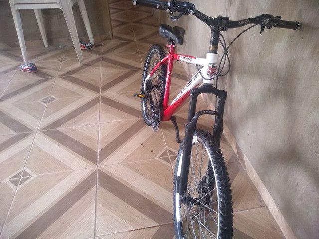 Bicicleta Trust semi nova - Foto 3
