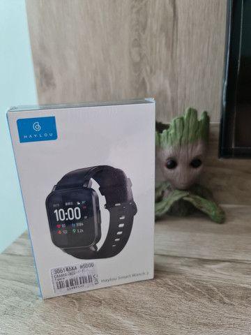 Smartwatch Xiaomi Haylou LS02  Novo Lacrado