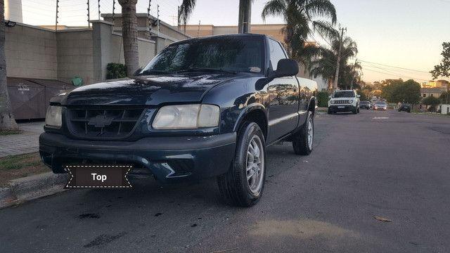 S10 2000 4x4 diesel completa