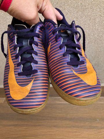 Chuteira Nike num 35 - Foto 5