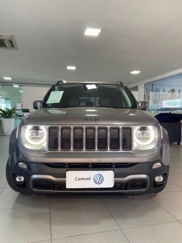 Jeep Renegade Limited Flex 2019 único Dono - Foto 16