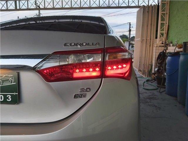 Toyota Corolla 2017 2.0 xei 16v flex 4p automático - Foto 13
