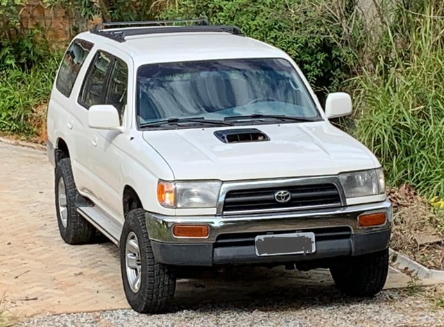 Toyota Hilux SW4 3.0 turbodiesel