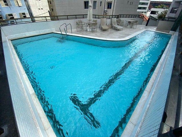 Ak.Apartamento Vista para o Mar do Pina,152M²,3 Suítes,Móveis Fixos. - Foto 12