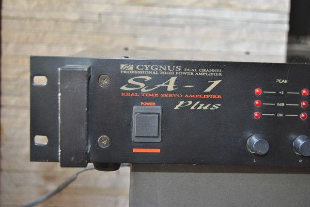 Amplificador cygnus sa-1 - Foto 3