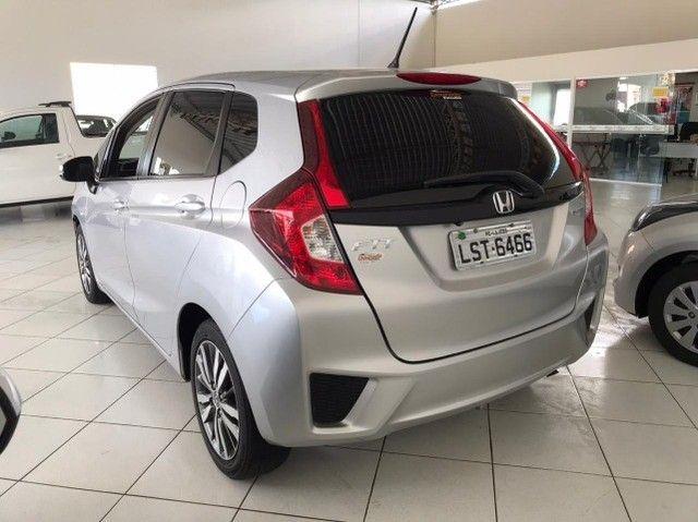 Promoção!!!!* Honda Fit EXL Automático - 2015/2015 - Foto 5