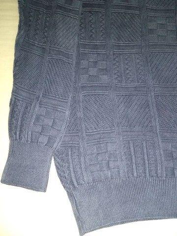 Blusa em lã - Foto 2