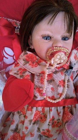 Bebêreborn vinil siliconado  - Foto 2