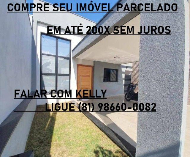 ** Compre Sua Casa Parcelada Em Garanhuns - Foto 4