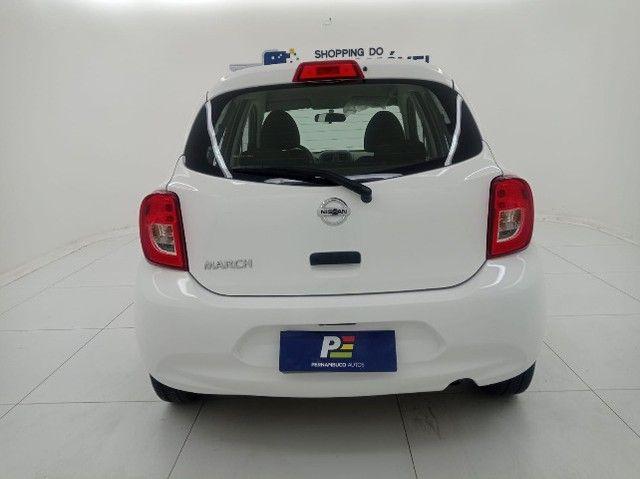 Nissan March 1.0 2019 - Foto 6