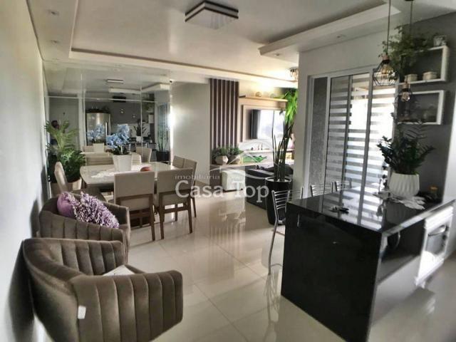 Apartamento à venda com 3 dormitórios em Oficinas, Ponta grossa cod:3633 - Foto 3