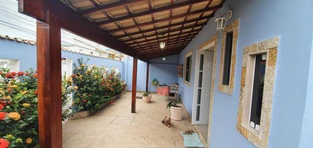 Casa para Venda em Nova Iguaçu, Santa Eugênia, 3 dormitórios, 1 suíte, 2 banheiros, 1 vaga