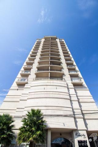 Apartamento à venda com 3 dormitórios em Jardim carvalho, Ponta grossa cod:391691.001 - Foto 2