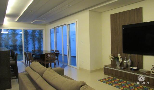 Apartamento à venda com 3 dormitórios em Estrela, Ponta grossa cod:1537 - Foto 5