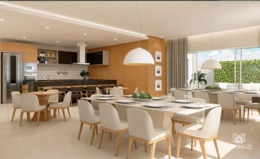 Apartamento à venda com 3 dormitórios em Estrela, Ponta grossa cod:1537 - Foto 4