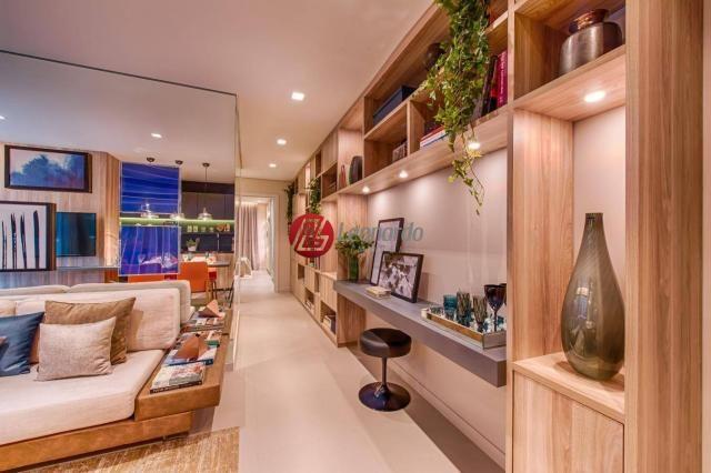 Apartamento 2 Quartos com suíte e 2 Vagas - Foto 17