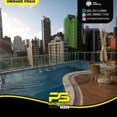 Apartamento com 3 dormitórios para alugar, 157 m² por R$ 6.500/mês - Tambaú - João Pessoa/ - Foto 2