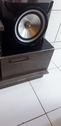 1Velocípe e 3 caixa de som  - Foto 5