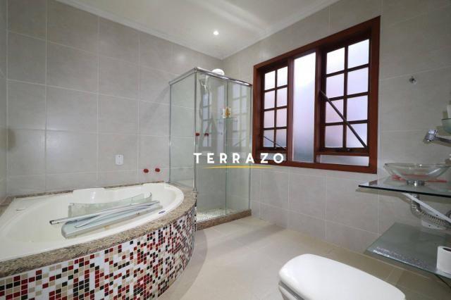 Casa com 4 dormitórios à venda, 185 m² por R$ 840.000,00 - Albuquerque - Teresópolis/RJ - Foto 15