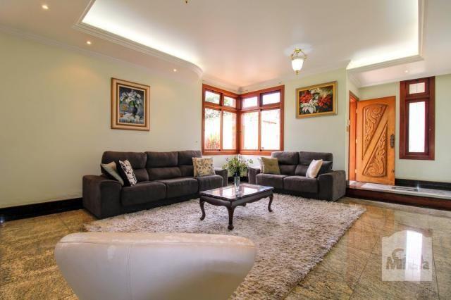 Casa à venda com 5 dormitórios em Castelo, Belo horizonte cod:277001 - Foto 2