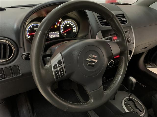 Suzuki Sx4 2.0 4x4 16v gasolina 4p automático - Foto 8