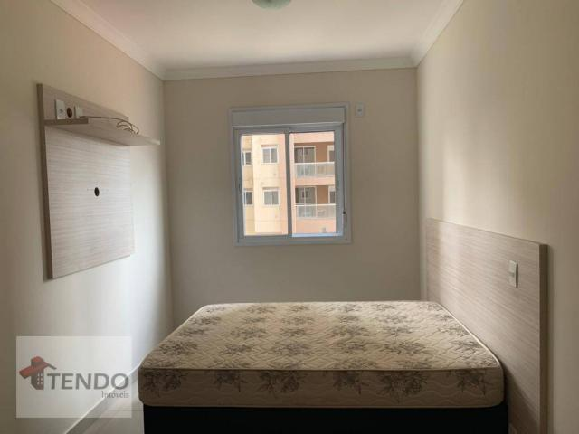 Apartamento 90 m² - alugar - 3 dormitórios - 2 suítes - Bairro Pau Preto - Indaiatuba/SP - Foto 10