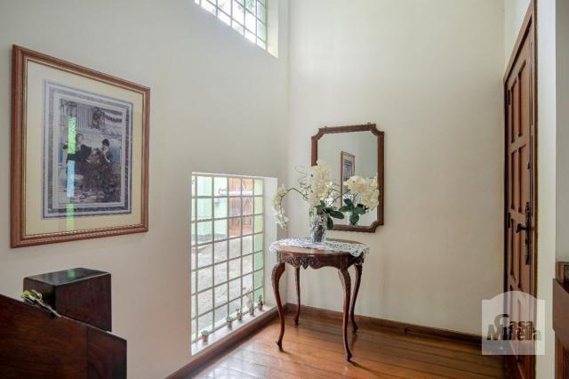 Casa à venda com 4 dormitórios em Santa amélia, Belo horizonte cod:277187 - Foto 6