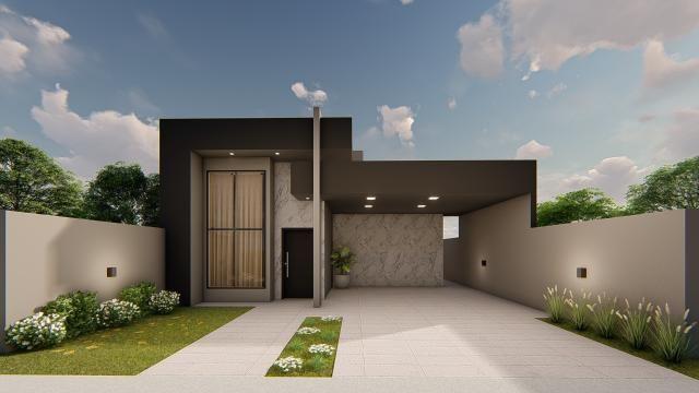 8287   Casa à venda com 3 quartos em São Cristóvão, Guarapuava