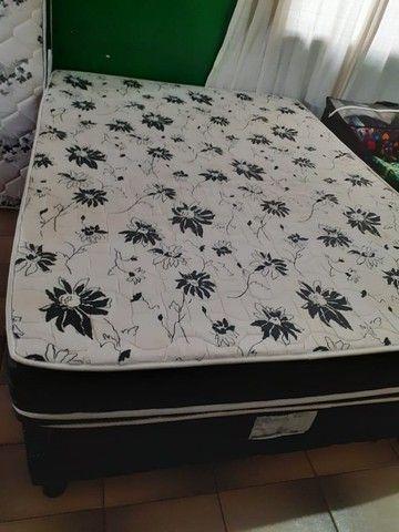 cama box mais colchão - Foto 3