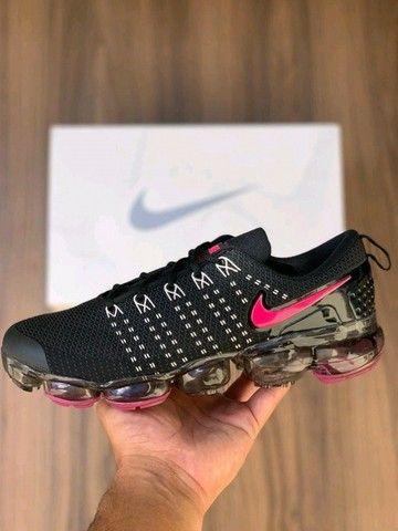 Tenis (Leia a Descrição) Nike Vappor Várias Cores Novo - Foto 6