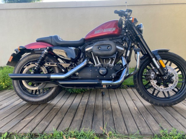 Harley Davidson Roadster  Xl 1200 2017 - Foto 10