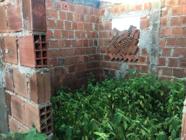 Terreno com casa em construção em ponto de laje  - Foto 10