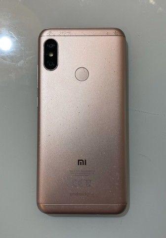 Xiaomi mi a2 Lite 32g Dourado - Foto 3