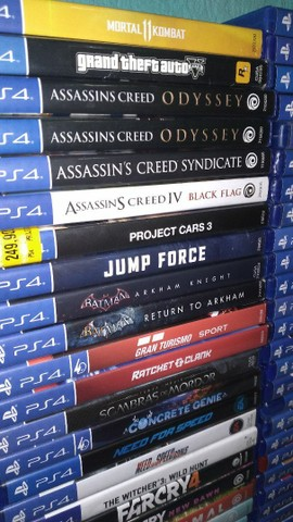 JOGOS PS3 /PS4 /XBOX 360 /PS5