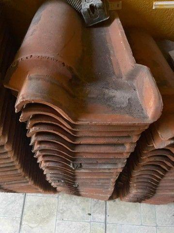 Vende-se telhas de barro usadas. - Foto 2