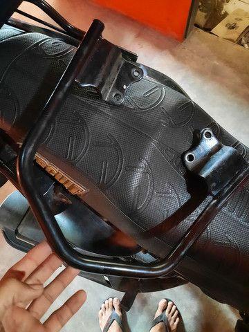 Suporte bagageiro para Fazer 150 - Foto 2