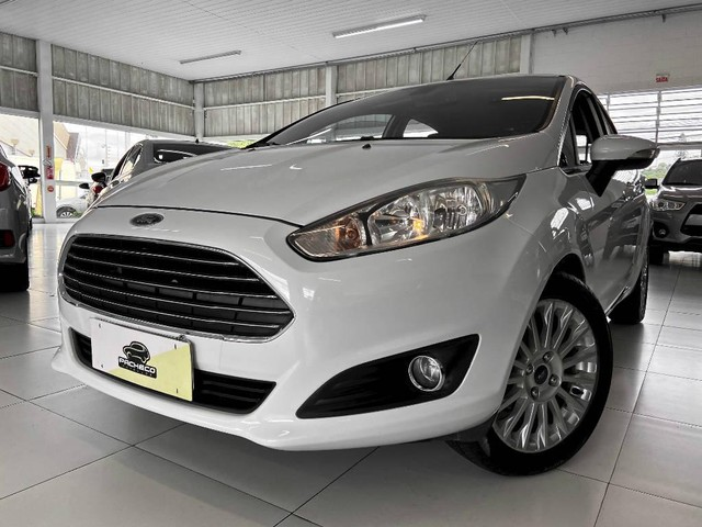 Ford New Fiesta Hatch 1.6 TITANIUM POWERSHIFT