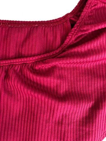 body feminino canelado - Foto 3